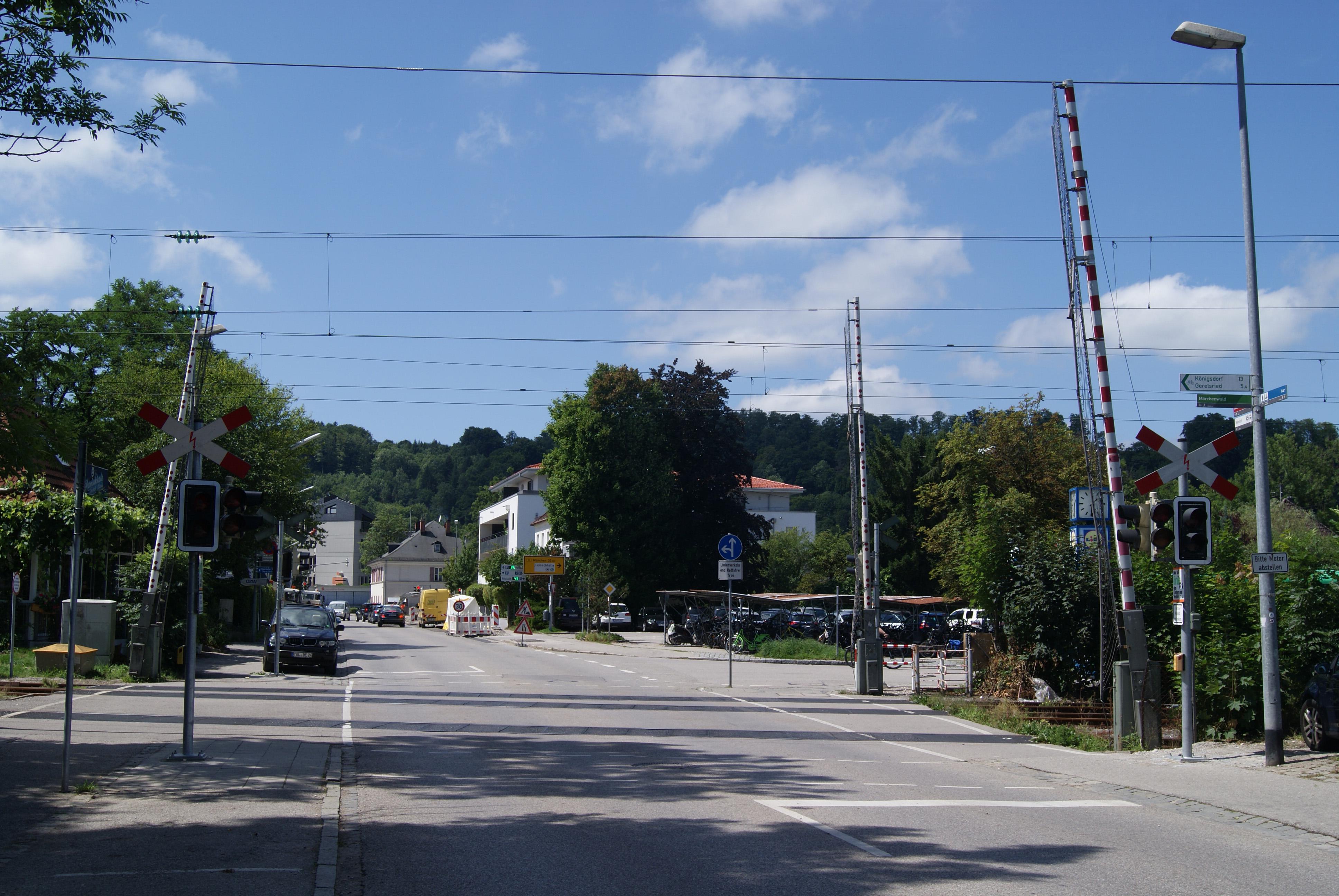 S7 Verlängerung Wolfratshausen Geretsried Süd Unterlagen
